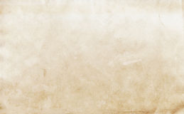 Old paper texture. Aged stained paper background for the design. Natural old paper texture stock images