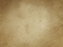 Old paper texture. Aged yellowed paper background for the design royalty free stock photography
