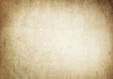Old paper texture. Stock Image