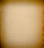 Old paper texture. As abstract background Royalty Free Stock Photos