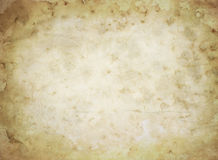 Old  paper texture Stock Images