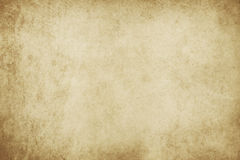 Old paper texture or background. Royalty Free Stock Photography