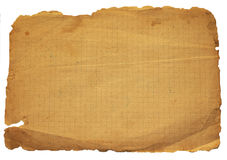 Old paper texture background. Old dark paper texture background Stock Photo