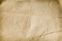 Old paper texture. And background vintage Royalty Free Stock Photos
