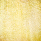 Old Paper Texture Background. In yellow color royalty free illustration