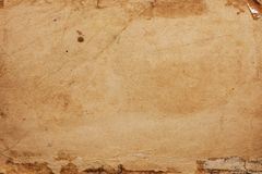 Old Paper Texture. Cardboard. Abstract style background. Texture of old yellowed paper. Texture of beige paper royalty free illustration