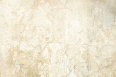 Old paper texture. A closeup view of the texture of a piece of old, yellowed and weathered paper. Suitable for an abstract background Royalty Free Stock Photo