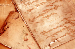 Old paper. Texture, may used for background royalty free stock images