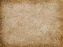 Old paper texture. Old stained beige paper texture Royalty Free Stock Photography
