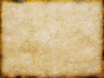 Old Paper Texture. The old stained beige vintage paper texture Royalty Free Stock Image