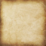 Old Paper Texture. The old stained beige vintage paper texture Royalty Free Stock Photography