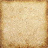 Old Paper Texture. The old stained beige vintage paper texture Stock Image