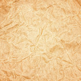 Old paper texture. Old wrinkled abstract piece of paper texture background royalty free stock image