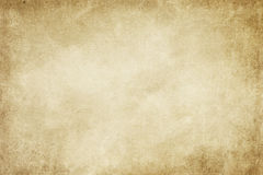 Old paper texture. Old yellowed paper background for the design stock photo