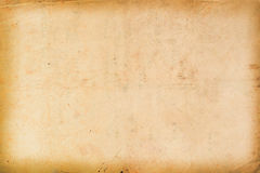 Old paper textured background Royalty Free Stock Image