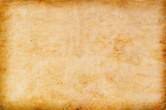 Old paper textured background Stock Images