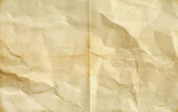 Old paper textures Stock Images