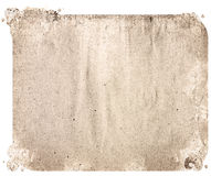 Old paper textures Stock Photography