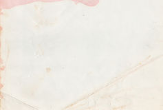 Old paper textures - perfect background with space Royalty Free Stock Images