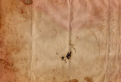 Old paper textures - perfect background with space Royalty Free Stock Photos