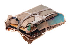 Old papers and letters Royalty Free Stock Images