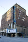 Old Paramount Theatre Seattle Royalty Free Stock Image