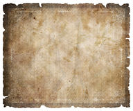 Old parchment Stock Photography