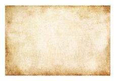 Old Parchment. Background graphic Texture Stock Images