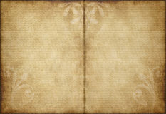 Old parchment paper Stock Image
