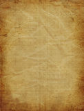 Old parchment paper Stock Images