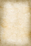Old parchment paper texture Royalty Free Stock Images