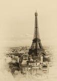 Old Paris Stock Photo