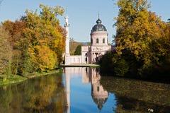 Old park Schwetzingen, Germany Royalty Free Stock Photography
