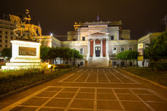 Old Parliament House, Athens, Greece royalty free stock photography