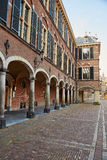 Old Parliament House in Den Haag Stock Image
