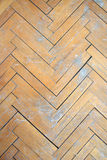 Old parquet Stock Photography