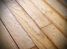 Old parquet floor Stock Photos