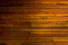 Old Parquet Texture. Old brown parquet texture, horizontal stripes Royalty Free Stock Photography