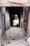 Old passage in cairo Royalty Free Stock Photo