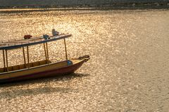 Old passanger boat Royalty Free Stock Image
