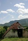 Old pastoral hut. In mountains near sarajevo, Bosnia and Herzegovina stock photos