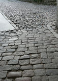 Old paved road Royalty Free Stock Photography