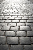 Old Pavement Stock Photography
