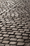 Old Pavement. Royalty Free Stock Photos