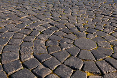 Old Pavement. Royalty Free Stock Photography