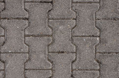 Old pavement Royalty Free Stock Photography