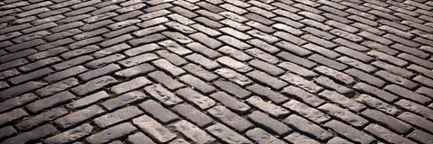 Old pavement  texture. Old pavement texture in Paris France Royalty Free Stock Images