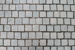 Old Paving Stone Texture Stock Image