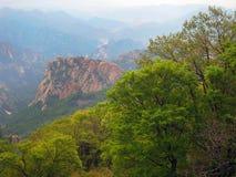 Old Peak, Hebei, China royalty free stock photo