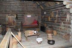 The old peasant belongings. Stock Photo